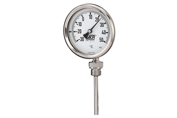 SIKA Bi-metal Dial Thermometers